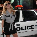 This happened as blonde policewoman stops a blonde woman (VIDEO)